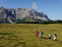 Active Weeks in the Dolomites